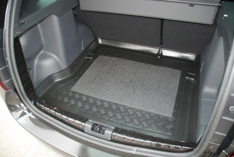 dacia duster hatchback 5 deurs 2010 heden voor 2wd guardliner kofferbakmat kofferbakmatten. Black Bedroom Furniture Sets. Home Design Ideas