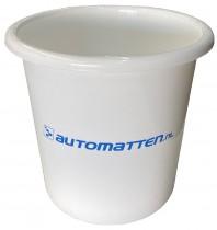 Automatten.nl emmer 10 liter (luxe kwaliteit)